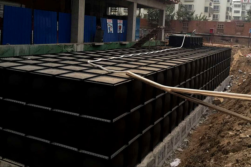 地埋式箱泵一体恒压给水设备厂家