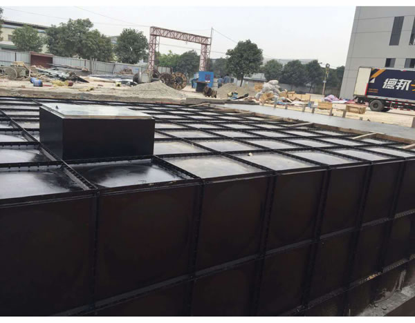 广东江门地埋式箱泵一体化