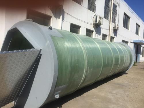 一体化污水提升泵站生产厂